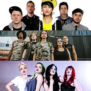 Live from Warped Tour! – with Sonic Boom Six, Doll Skin and War on Women  – Episode 238